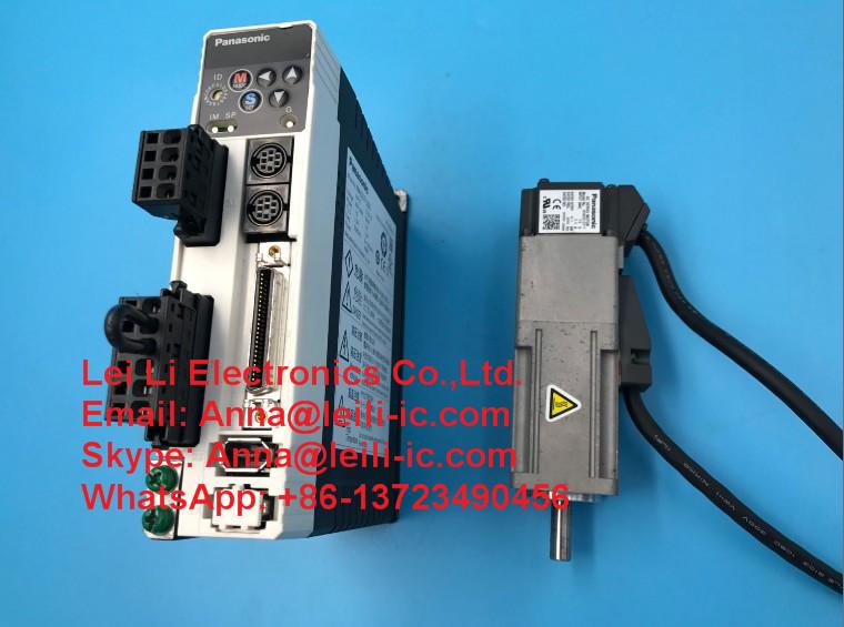 **USED Panasonic Servo Motor MSMD012P1S via DHL or EMS