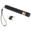 1 PC Black Powerful SD303 Adjustable Focus 532nm Wave Length Green Laser Pointer Light with Laser