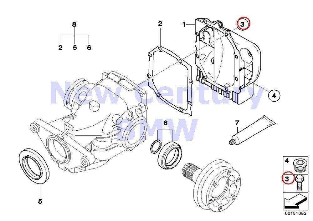 for X5 3.0i X5 4.4i X5 4.6is X5 4.8is 745i 750i 760i ALPINA B7 745Li 750Li 760Li E53 E65 E66 Gray 8 X BMW Genuine Door Seal Clip