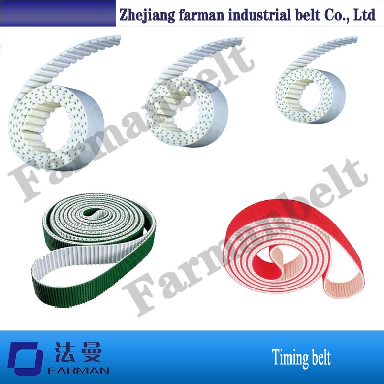 High Quality Seamless T10 At10 Pu Timing Belt