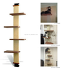 QQPET Pet Toy for cats sisal cat climber cat frame hanging on door