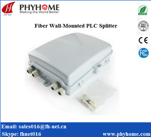Outdoor FTTH Splitter Distribution Boxes 1 Point 16 Fiber Splitter Box FTTH Fiber Cable Distribution Box malaysia By DHL