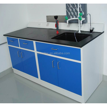 Portable Sink Unit Table For Lab