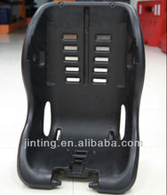 Safety protective automobile child seat