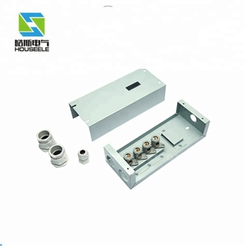 Mfb Series 35mm Cable 1pole Street Lighting Pole Metal Connection Box,Metal  Fuse Box - Buy Metal Fuse Box,Street Lighting Pole,Metal Connection Box