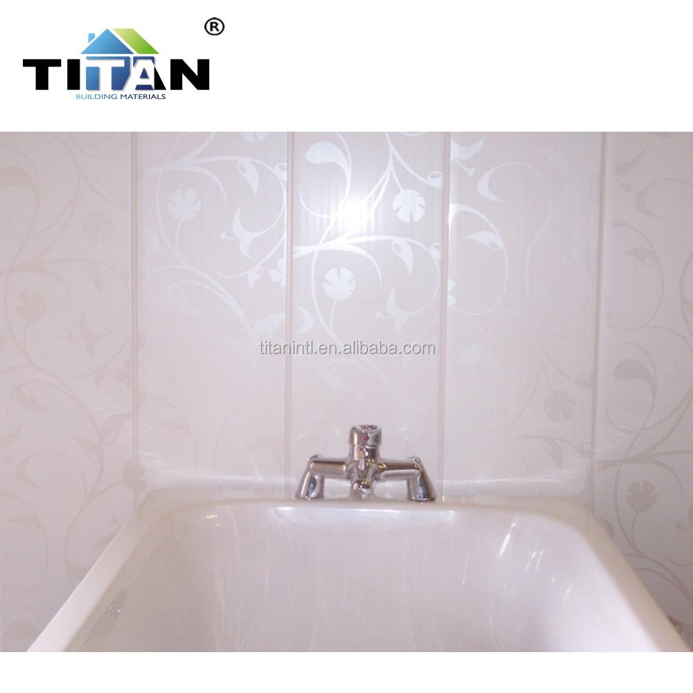Großhandel wandpaneele badezimmer Kaufen Sie die besten