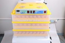 High hatching rate 196 eggs mini chicken egg incubator for sale HJ-M196