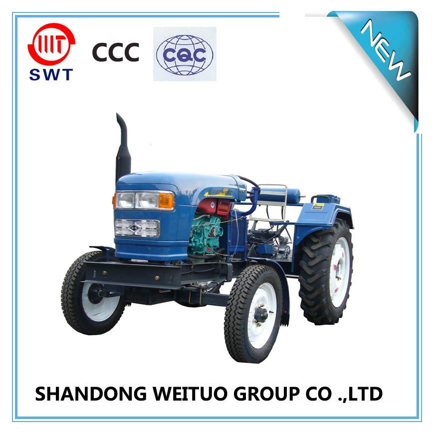Chinese 17HP 18HP 20HP 26HP 30HP mini tractor /farm tractor for transportation