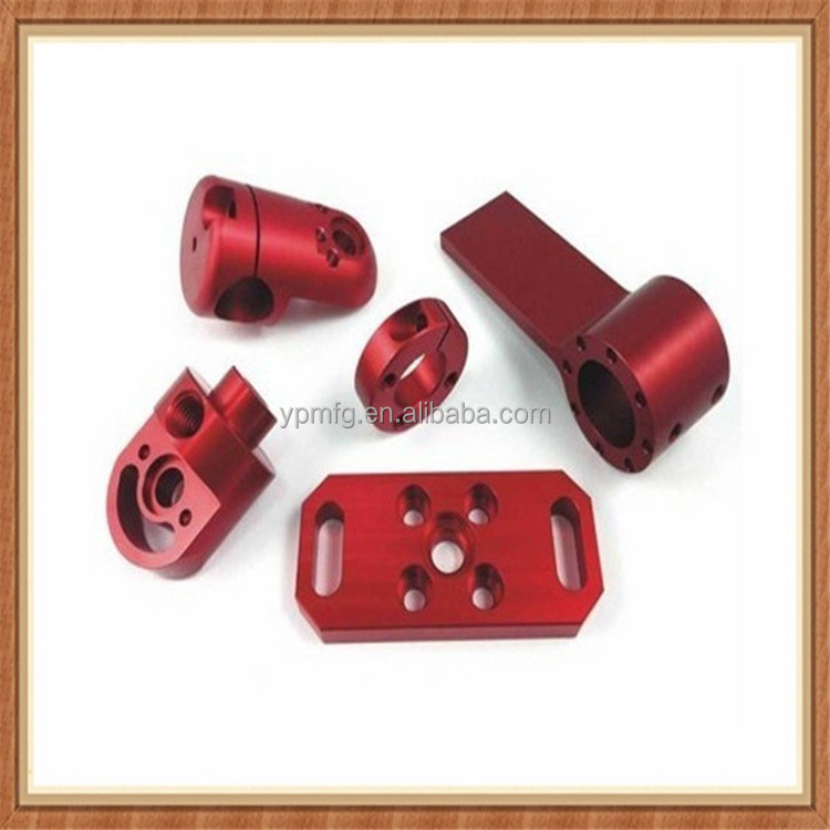 Top quality cnc machining service for aluminum parts, cnc milling/ cnc turning custom aluminum 6061/ 6061-T6/ 7075 anodized part