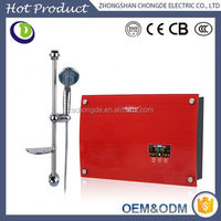 High Efficiency Electric Gas Quality Circulating Bath Water Heater With Sleek And Fashionable Designed Panel