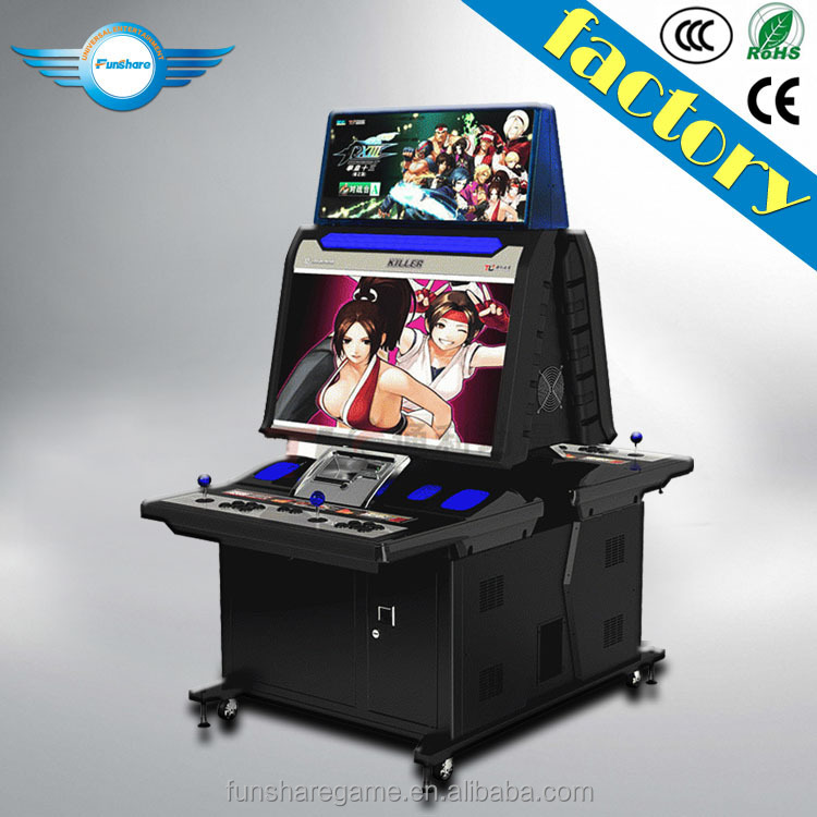 de koning van de vechters klassieke arcade fighting game machine muntautomaten games product ID