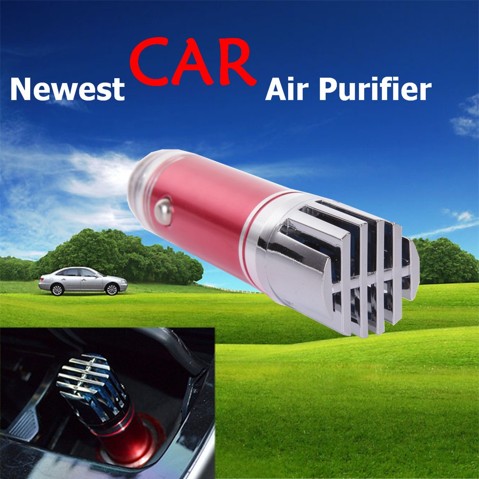 Environmental Green Product (Hot New mini Car Air Purifier JO-6271)