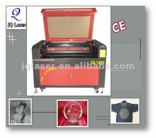 fashion crystal blank laser engrave gifts laser engraving machine