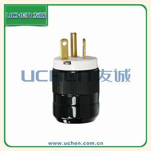 YGA-020 for industry use EV nema 5-20p male adapter plug