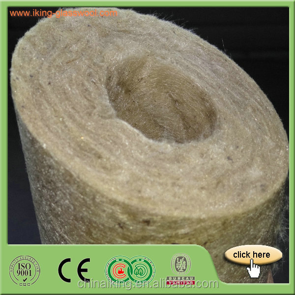 Rock wool tube construction material agricultural cubes