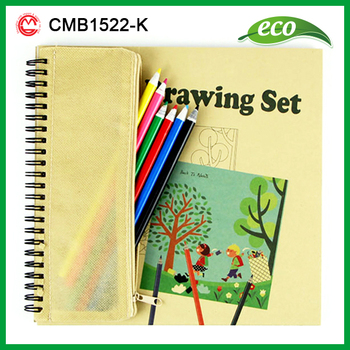 eco friendly magic color pencils and cheap coloring books - Magic Coloring Book