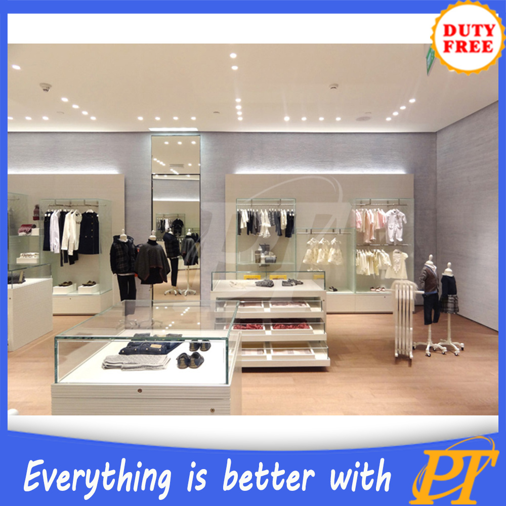 High End Baby Clothes Store Interior Design Buy Baby