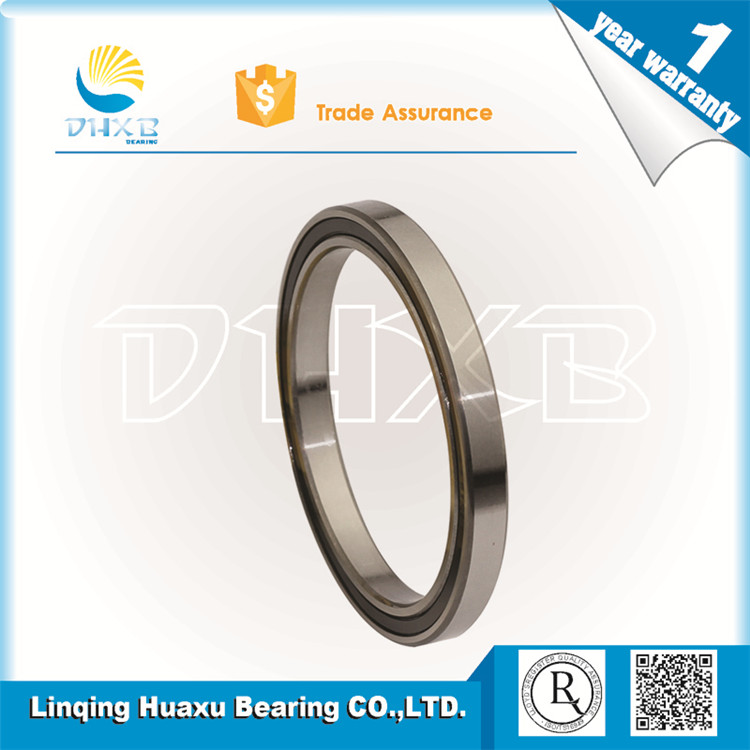 thin section NBC6308 FPCA208 KLAC030 deep groove ball bearing