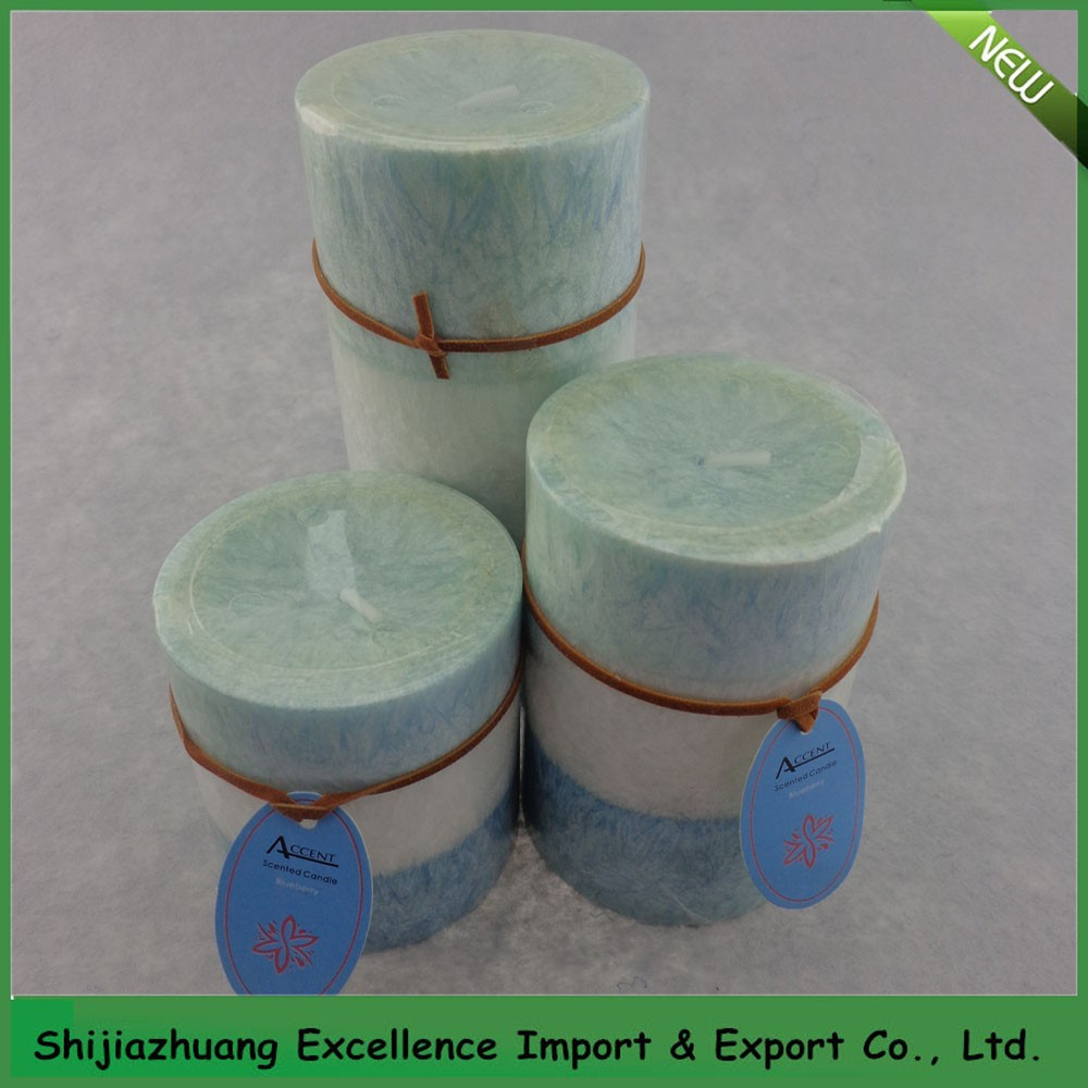 high quality factory directed wedding pillar candle making wax