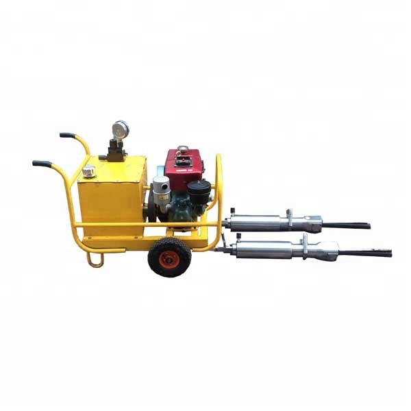 Similar to Darda Hydraulic Rock Splitter for Mining,rock splitting machine price