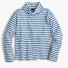 95 cotton 5 spandex halloween oversea tirupur perfect vintage sailor stripe tee funnel neck T-shirt t shirts manufacturers china