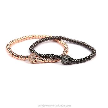 Skull Bracelet For Boys Cool Jewelry