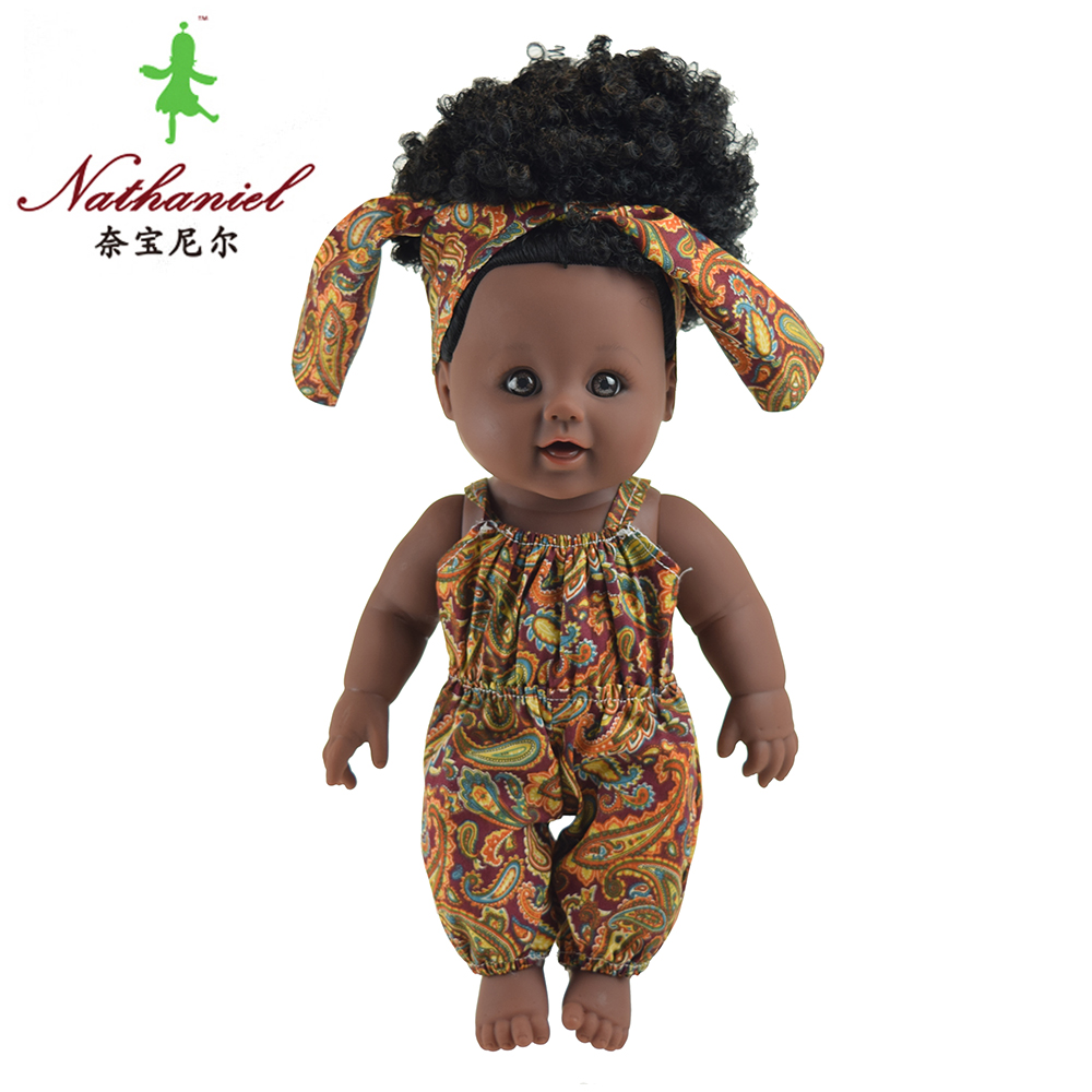 Free Sample only September China factory black <strong>doll</strong> American African fashion <strong>doll</strong> with afro hair baby <strong>doll</strong> for kids wholesale