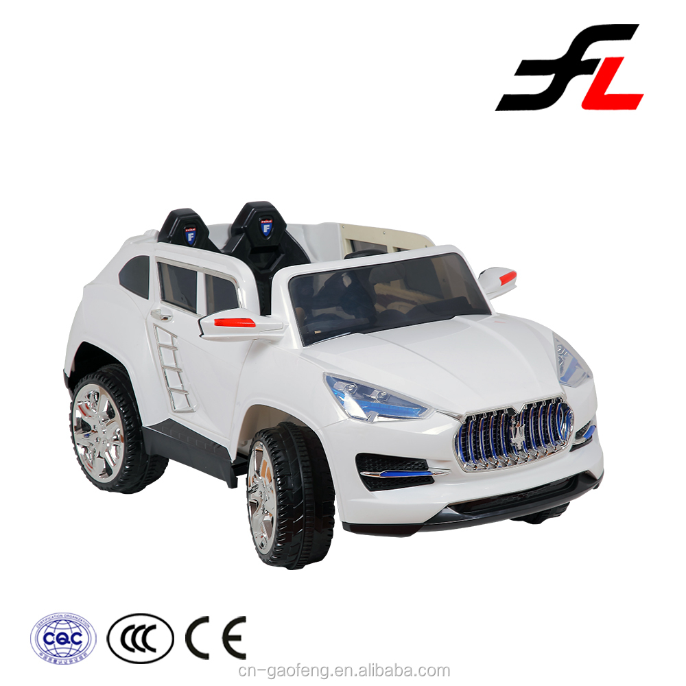 Top quality well sale cheap price made in china custom kids toy ride on cars