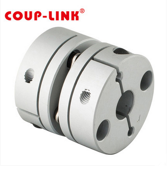 Cnc Electric Motor Shaft Double Disc Coupling Lk5 Buy