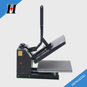 High pressure Standard Cheap High Quality Hot stamp heat press hot foil stamping machine