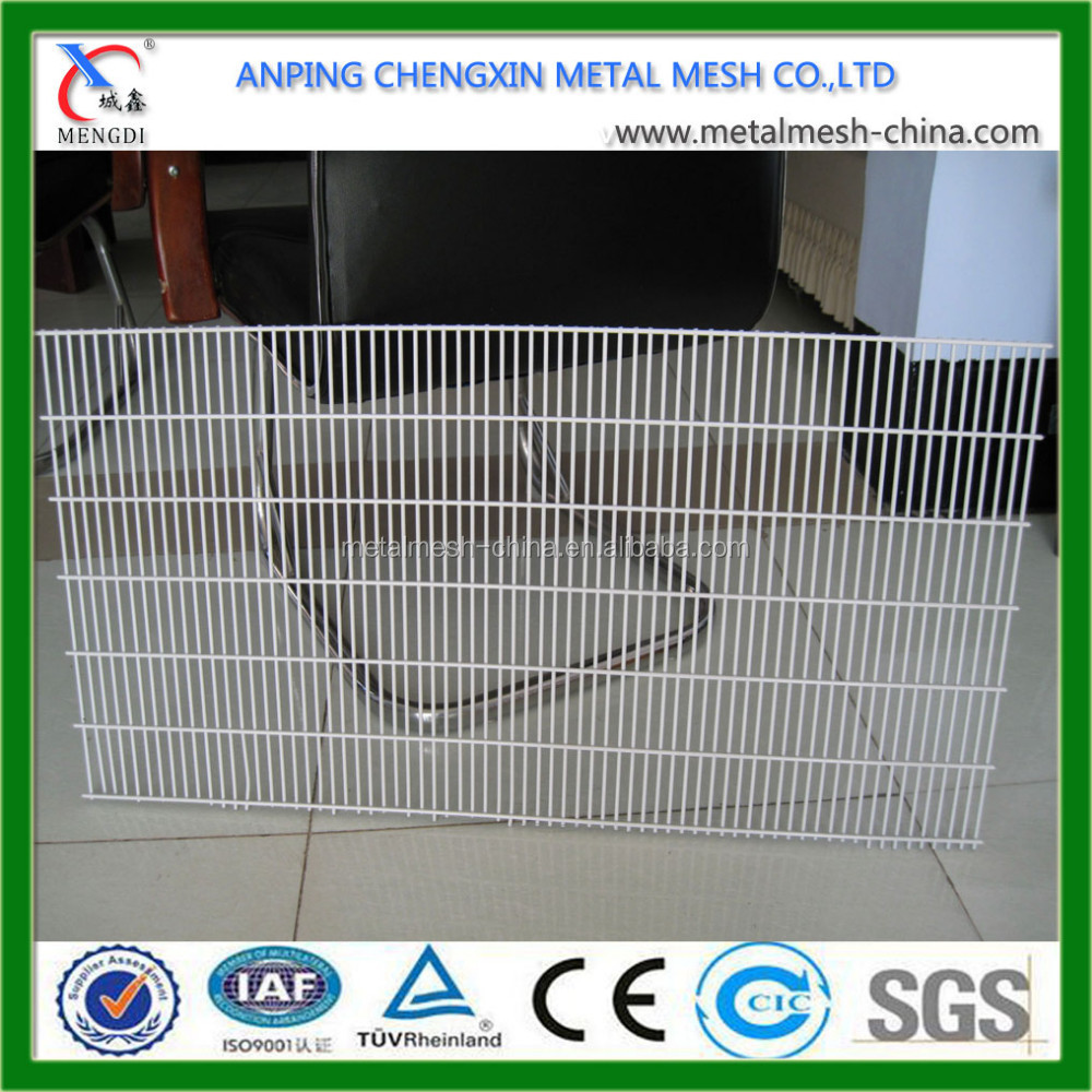 High deeped galvanized High Security welded fence/Anti Climb Fencing(golded supplier on alibaba for 7years))