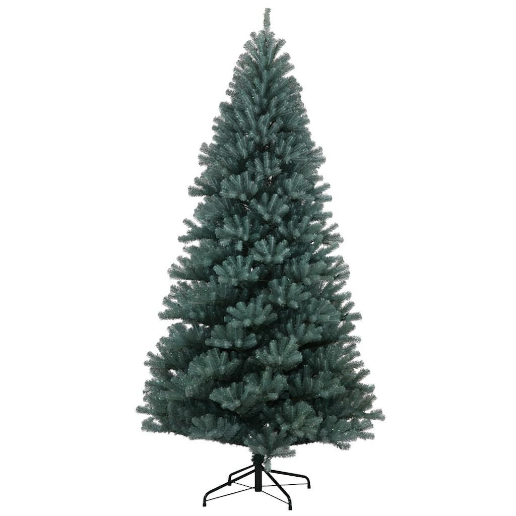 "Vickerman 33967 - 9' x 57"" Blue Crystal Pine Tree Christmas Tree (N131780)"