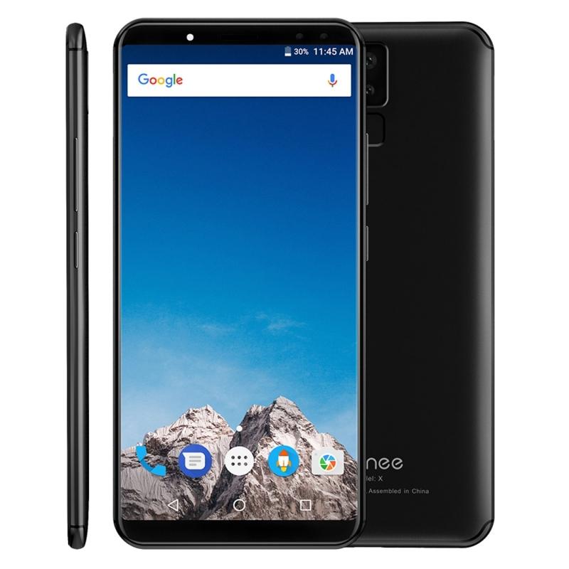 Original Vernee X 6200mAh Battery Face & Fingerprint Identification 4GB 64GB Android 7.1 4G smartphone