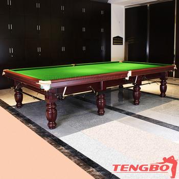 12ft Full Size Snooker Pool Billiard Tavolo Da Gioco Tavolo - Buy ...