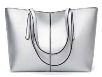 Сумка из натуральной кожи, брендовые роскошные женские сумки, женская сумка, винтажная Большая вместительная офисная сумка на плечо, женска...(Китай)
