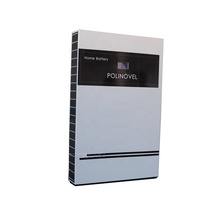 Polinovel 7.6kwh Energie Lagerung Power Lithium-48 v System Bank Li Ion Pack Solar Batterie