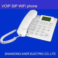 wifi sip desk phone