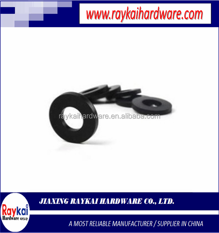 HOT-SALE HIGH QUALITY DIN/SAE/USS FLAT WASHERS OF FULL SIZES IN BLACK OXIDE/ZINC PLATED/HOT DIP GALVANIZED