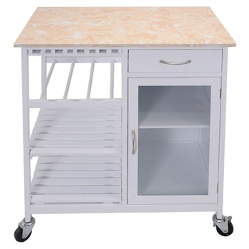 Portable Kitchen Rolling Cart Vintage Top Island With Kitchen Carts And  Islands On Wheels - Buy Kitchen Carts And Islands,Kitchen Carts And Islands  On ...