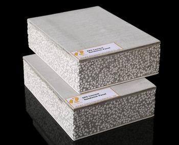 Eps Sandwich Panel Board For Prefabricated Portacabin