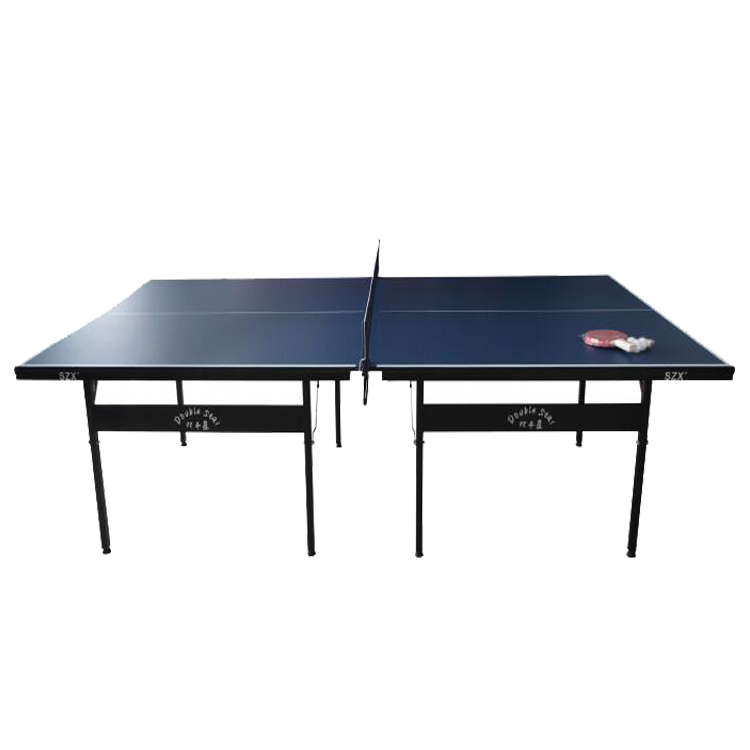 Folding PingPong Table classic table tennis table for indoor  gym school and fitness center