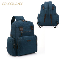 Colorland Adjustable Shoulder To Stroller Strap Rucksack Bag Daddy Handbags