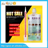 Cheap Grouting Outdoor Glue for Bathroom Self Adhesive Lino Tiles
