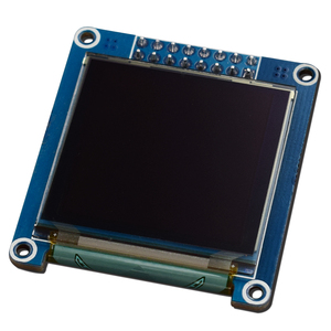 1.5'' SSD1351 Square OLED display, 128x128 dot matrix,I2C SPI 8bit
