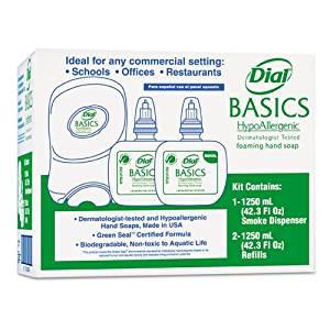 Dial Professional Foaming Soap Dispenser Refill 1000 mL DPR06055 Category: Soap Dispenser Refills
