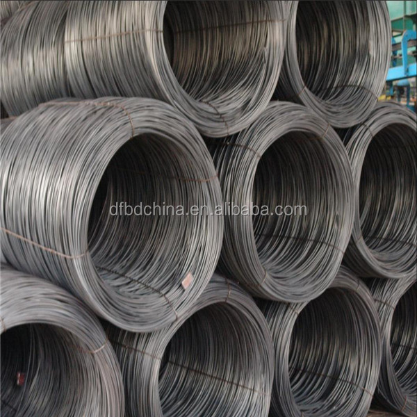 High quality manufacture steel wire rod/ coil rod