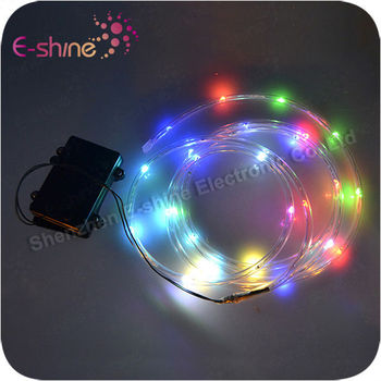 High Quality and Cheap Price Waterproof Battery Powered Led String