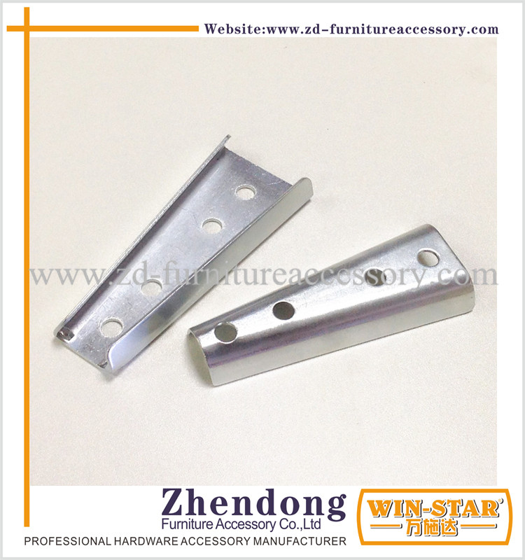 ZD-L006 Euro Style Modern Iron Furniture Sofa Accessory <strong>Hardware</strong>