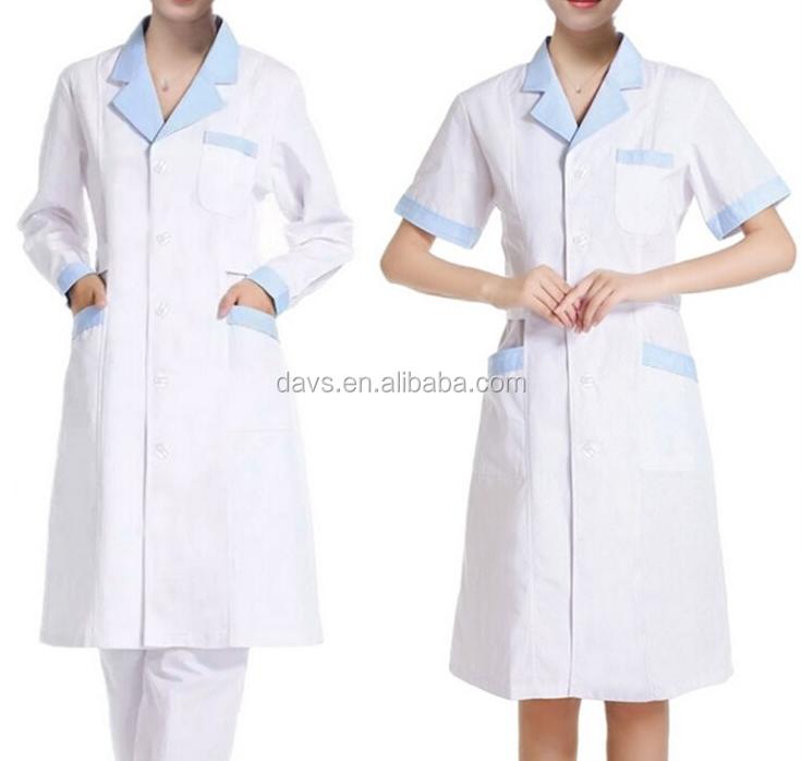 Enfermera del hospital uniforme sal n de belleza uniforme for Spa uniform indonesia