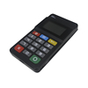 Wireless magnetic stripe card reader with pin pad